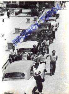 Οι πιάτσες των ταξί (ΠΑΛΙΑ ΔΡΑΜΑ) (2)